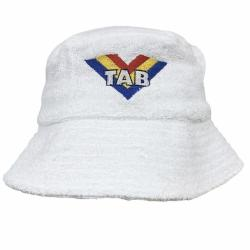 VINTAGE TAB TERRY TOWELLING BUCKET HAT