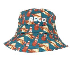 SNAGS ALL OVER PRINTED BUCKET HAT
