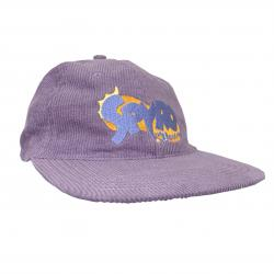 PURPLE DRAGON VINTAGE CORD HAT