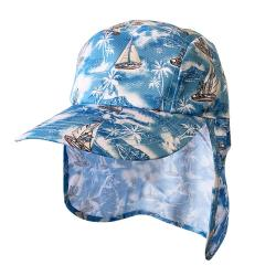 FULL PRINT BOATS N HOES LEGIONNAIRES HAT