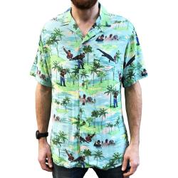 GILMORE HAWAIIAN VACATION SHIRT
