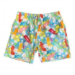 BOOZE CRUISE BEACH SHORTS
