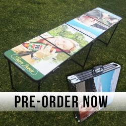 PRE ORDER WILDLIFE LEGENDS BEER PONG TABLE