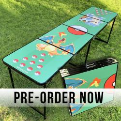 PRE ORDER BATTLE BEER PONG TABLE