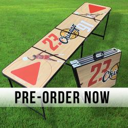 PRE ORDER JORDAN VS RODMAN BEER PONG TABLE
