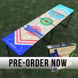 PRE ORDER SQUAD BEER PONG TABLE