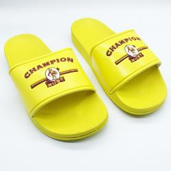 CHAMPION YELLOW SLIDES