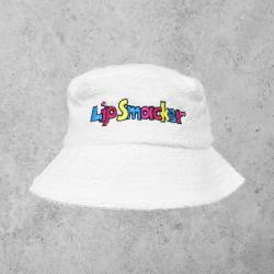 LIP SMACKER TERRY TOWEL BUCKET HAT