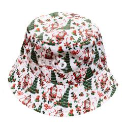 TINNIES XMAS TREE BUCKET HAT