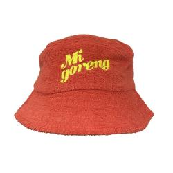 MI GORENG TERRY TOWELLING BUCKET HAT