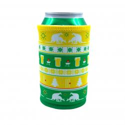 AUSSIE XMAS STUBBY HOLDER