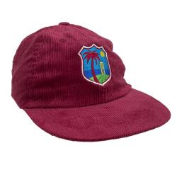 WEST MAROON CORD HAT