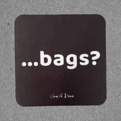 BAGS COASTER