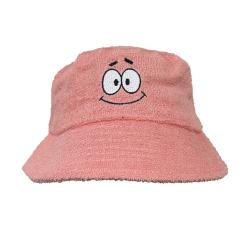 STARFISH TERRY TOWELLING BUCKET HAT