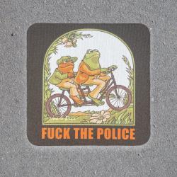 F THE POLICE COASTER