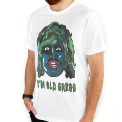 OLD GREGG WHITE TEE