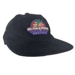 ALL STAR VINTAGE BLACK CORD HAT