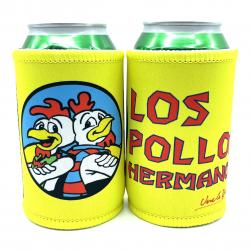 LOS POLLOS STUBBY HOLDER