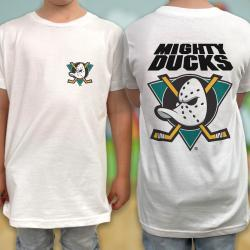 QUACK FRONT AND BACK KIDS TEE