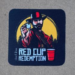 RED CUP REDEMPTION COASTER
