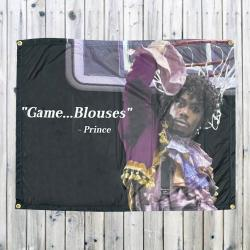 GAME BLOUSES WALL HANGING 1000 X 750MM