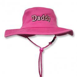 DADDY WIDE BRIM HAT