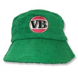 THE VERY BEST GREEN TERRY TOWEL BUCKET HAT