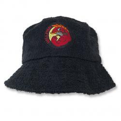 HELLFISH TERRY TOWEL BUCKET HAT