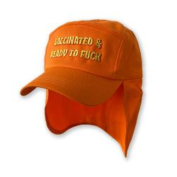 VACCINATED AND READY LEGIONNAIRES HAT