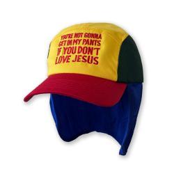 IF YOU DON'T LOVE JESUS LEGIONNAIRES HAT