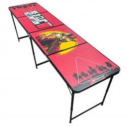 RED CUP REDEMPTION BEER PONG TABLE