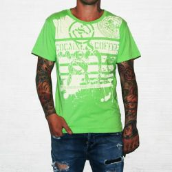 COCAINE COFFEE LIME TEE