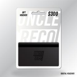 Online Store gift voucher $300
