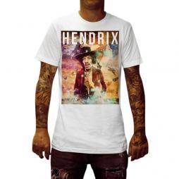 HENDRIX WHITE TEE